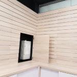 regály na prodejnu stojany ze slatwall drážkového panelu